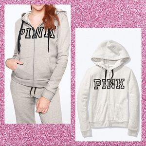 VSPINK Everyday Lounge Perfect Fullzip